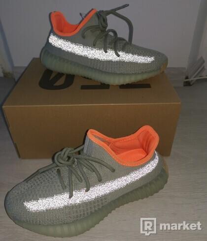 "Adidas Yeezy Boost 350 V2 ""Desert Sage"""