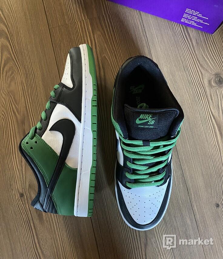Nike SB Dunk Low Pro Classic Green