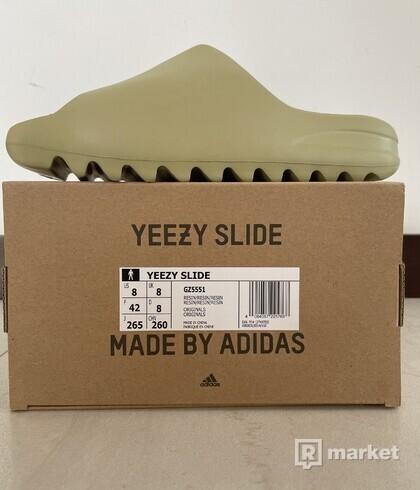 Yeezy slide 'resin'