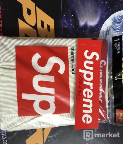 Supreme thermal pant
