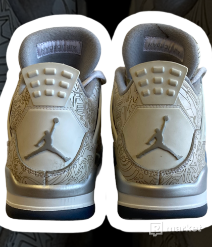 Air Jordan 4  Laser 30th Aniversary