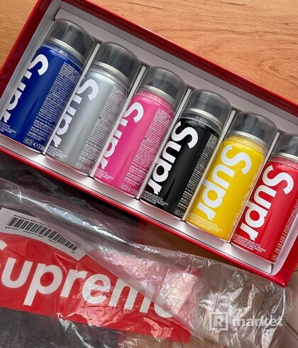Supreme/Montana Cans Mini Can Set