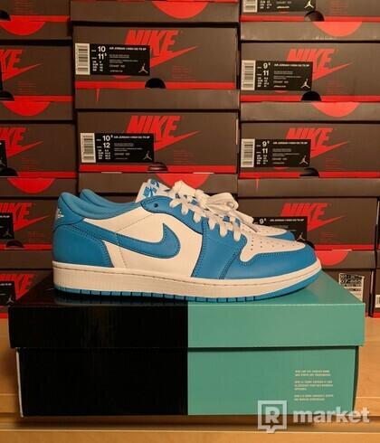 Nike Jordan 1 Low SB UNC