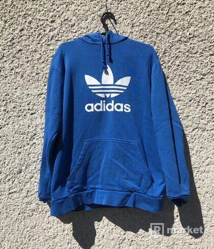 Adidas modra mikina