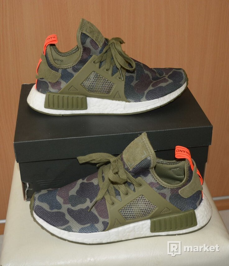 adidas NMD XR1 Black Duck Camo – uk7 –