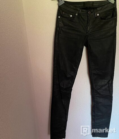 Acne Studios Jeans Low Pleather