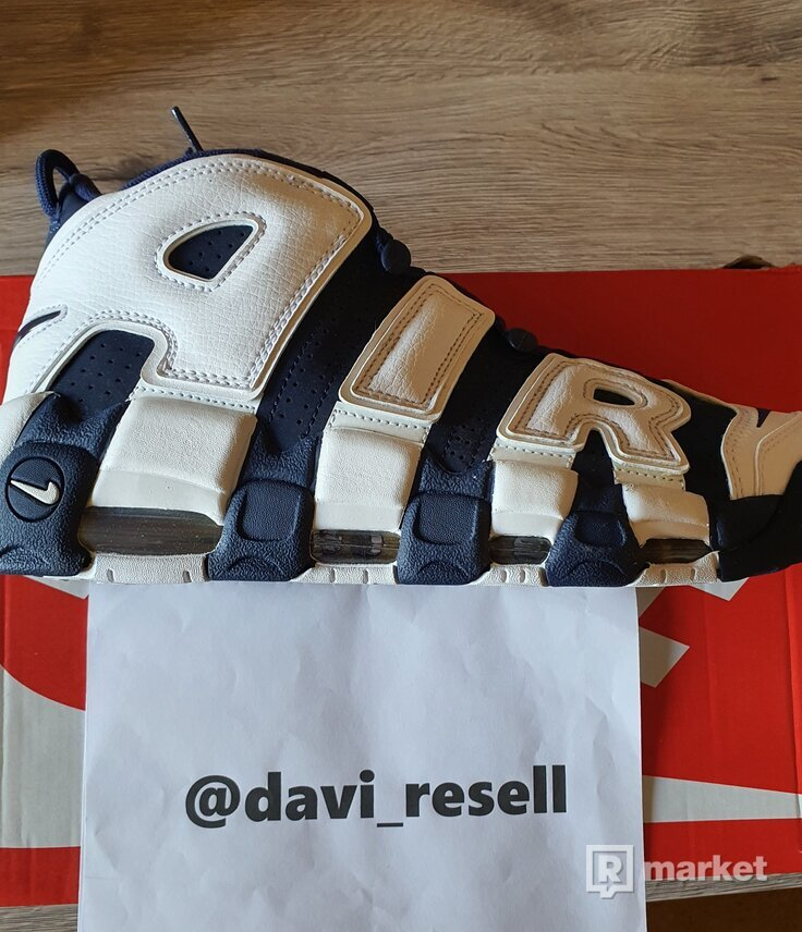 Nike Air More Uptempo Olympic