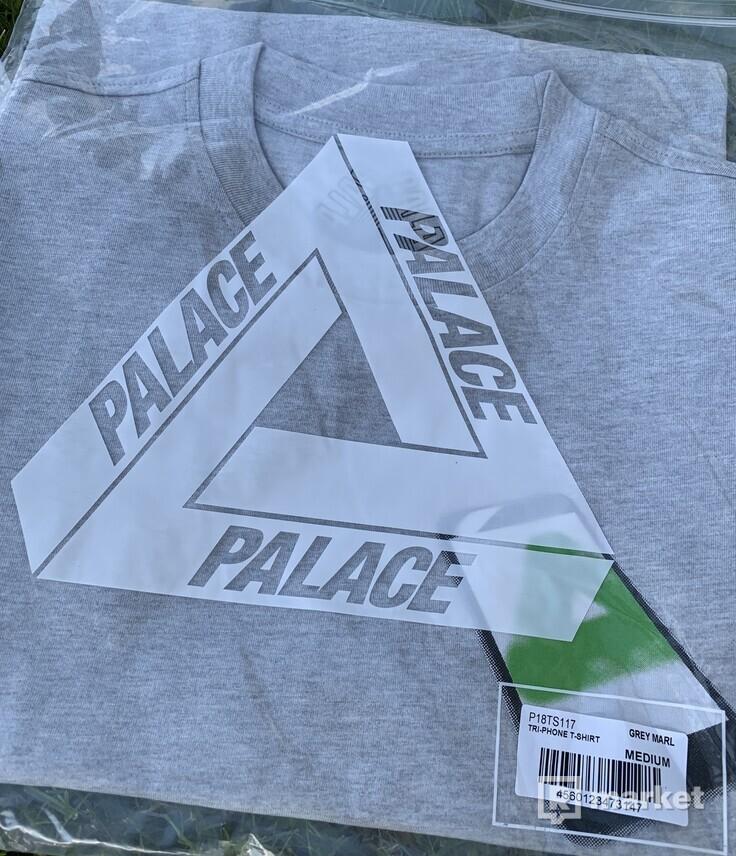 Palace Tri-Phone tee