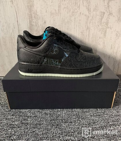 Nike Air Force 1 Low Computer Chip Space Jam (US 6)