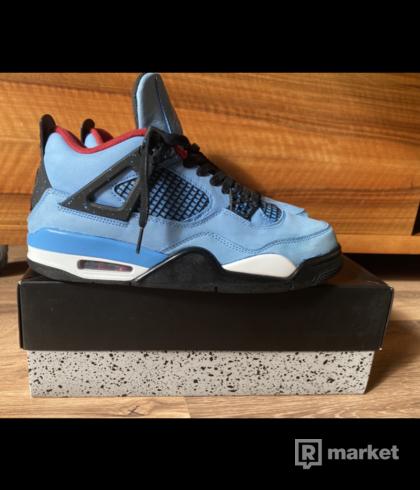 Air Jordan 4 Retro x Travis Scott