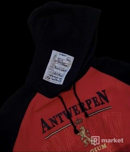 Vetements x champion hoodie