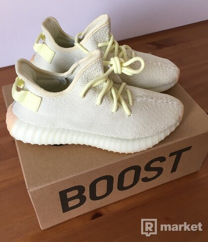 "Adidas Yeezy Boost 350 V2 ""Butter"" US 5"