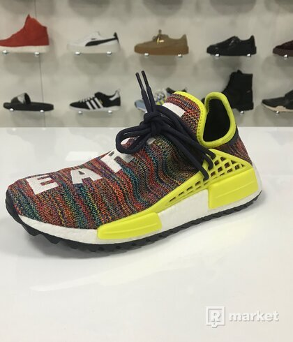 Adidas NMD x Pharrell Williams Human Race Multicolor Trail