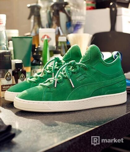 Puma x Big Sean Suede Mid Jelly Bean