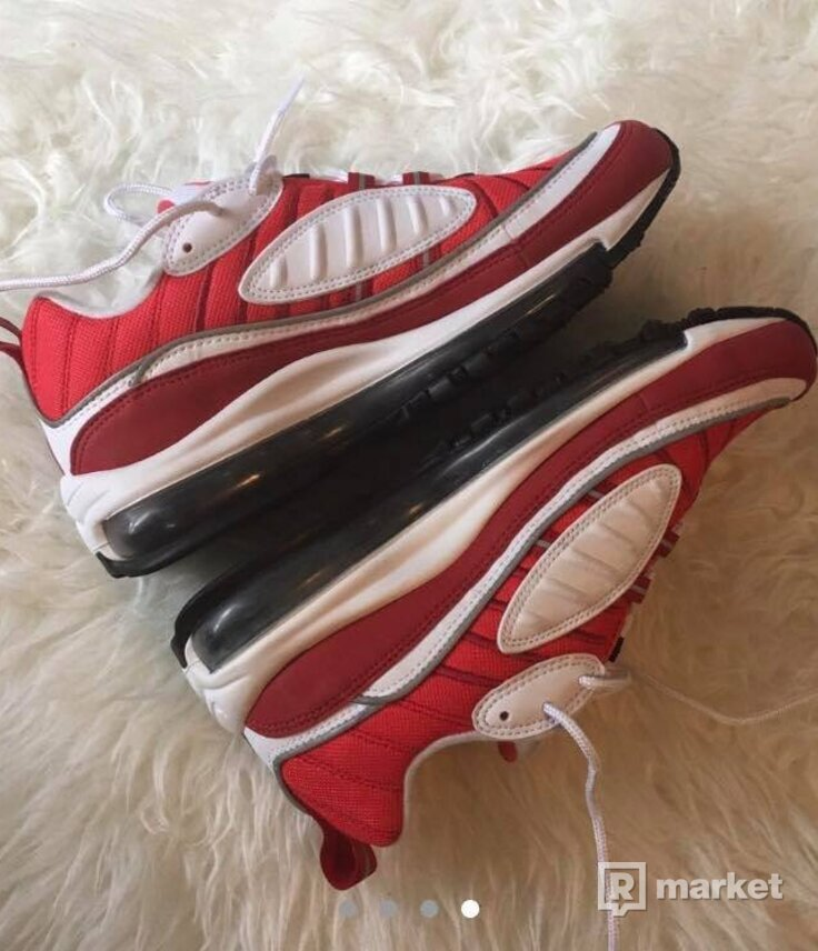 Air max 98 Gym Red