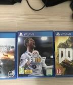 FIFA 18 DOOM BATLLEFIELD 4