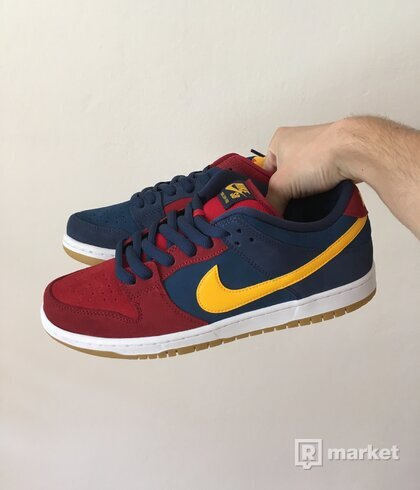 Nike SB Dunk Low Barcelona [42]