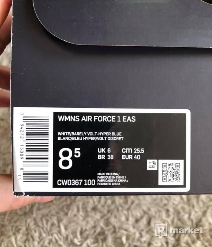 Nike Air force easter egg