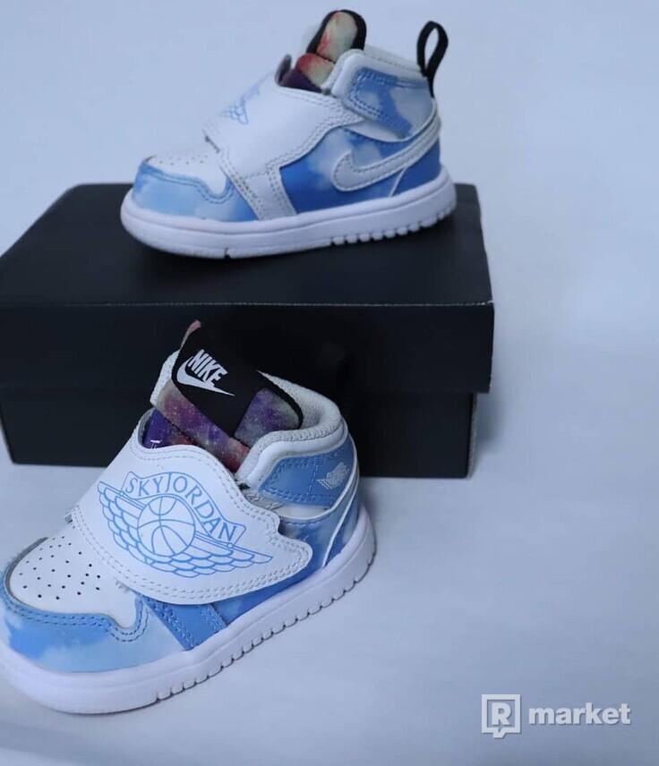 Nike Air Jordan 1 Sky Fearless