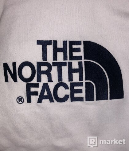 Mikina- The north face
