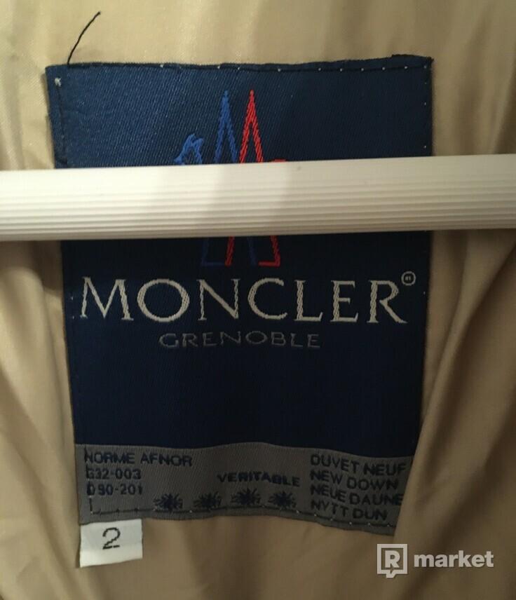 Moncler bunda