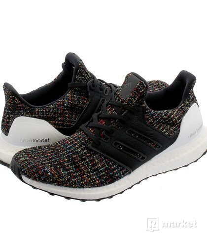 Adidas ultraboost multi-color