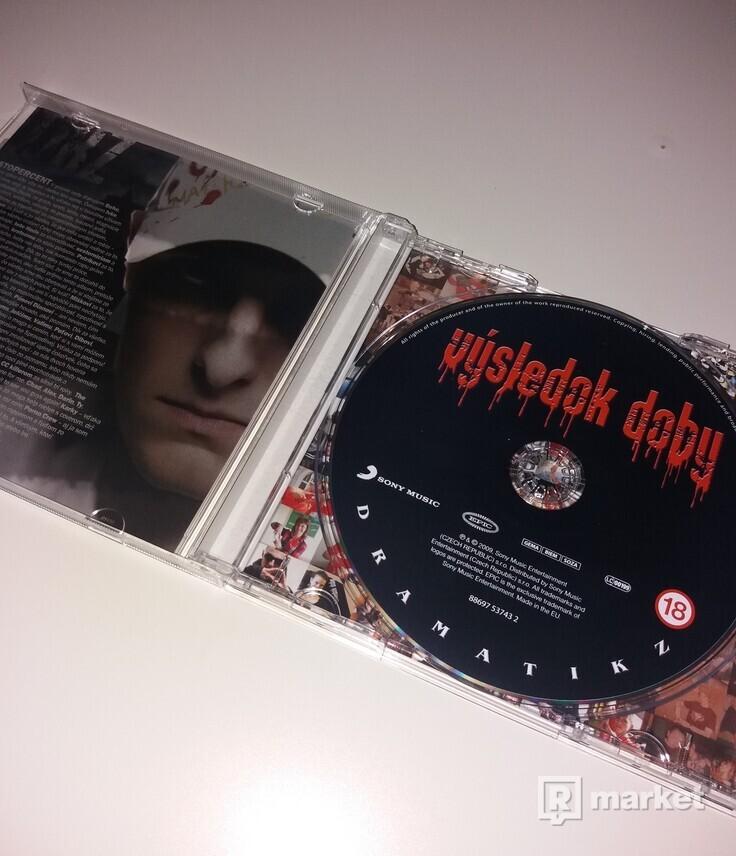 CD Dramatikz - Výsledok doby