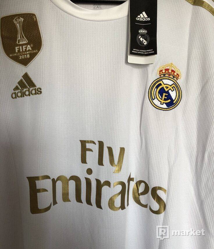 Real Madrid Dres - Ramos