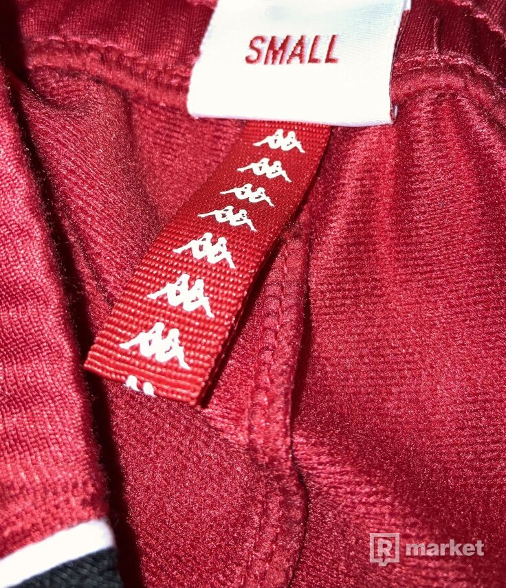KAPPA ASTORIA SLIM TRACK PANTS (Small)