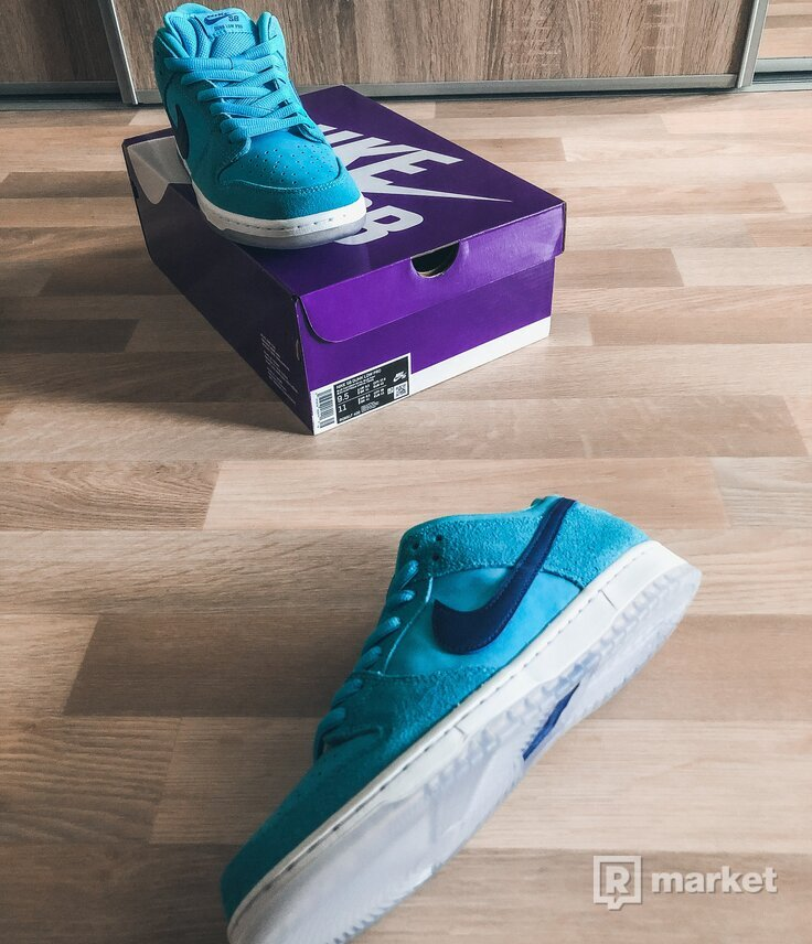 "Nike Sb dunk ""blue fury"""