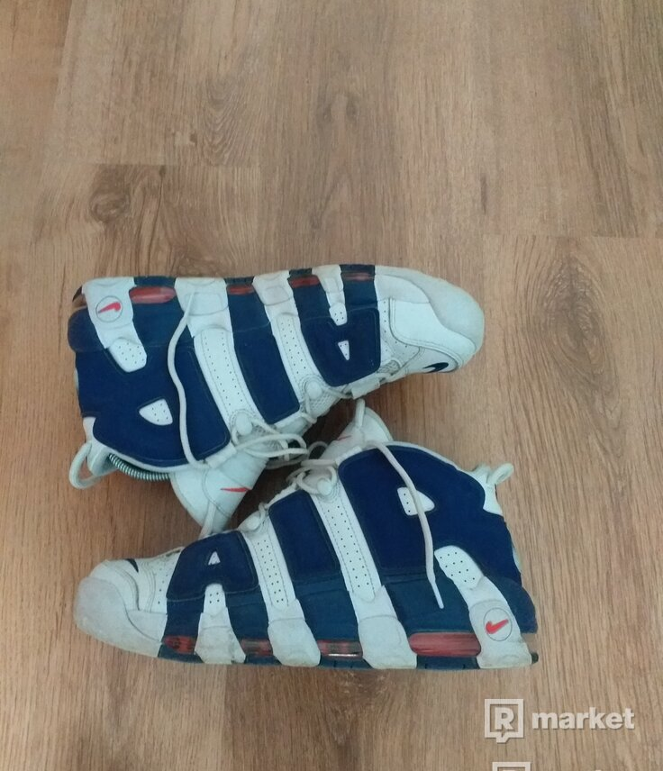 Nike Air More Uptempo Knicks