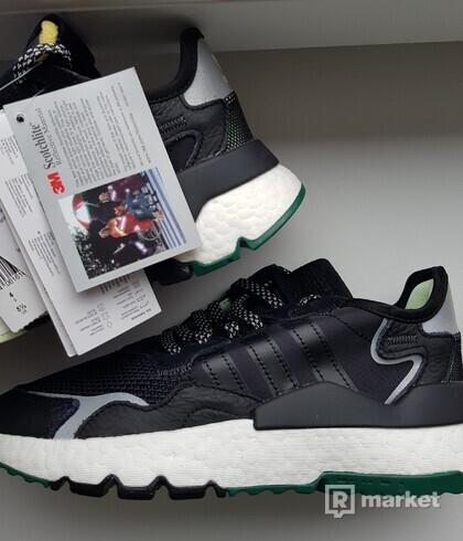Nové Adidas NITE Jogger W 3M, vel.36 2/3