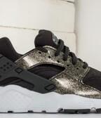 Nike huarache Metallic gold