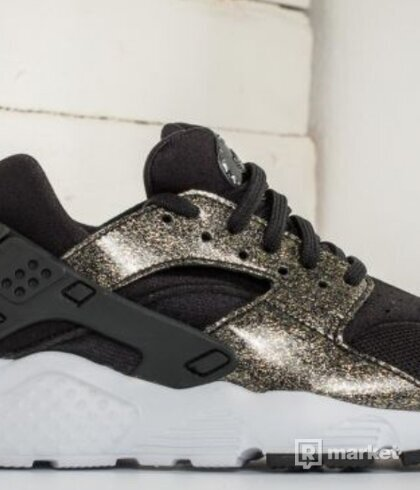 Nike huarache Metallic gold