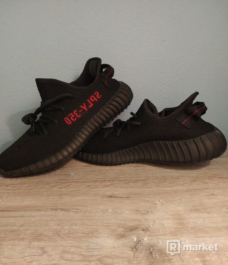 Adidas Yeezy Boost V2 350 Black/Red