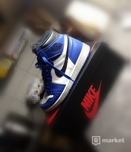 AJ 1 game royal / stav 8z10