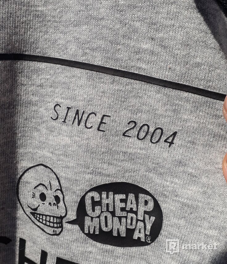 Cheap Monday Hoodie