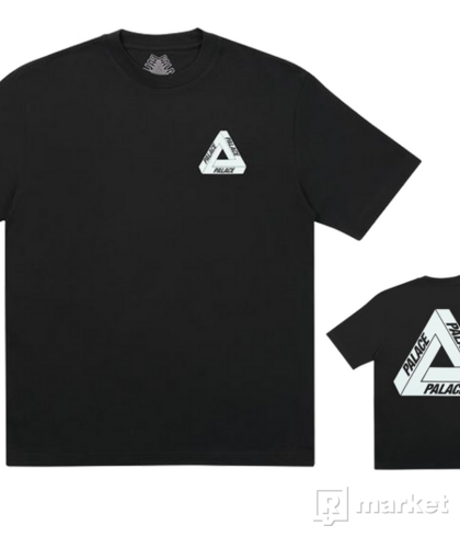 Palace TRI-TO HELP TEE BABY BLUE