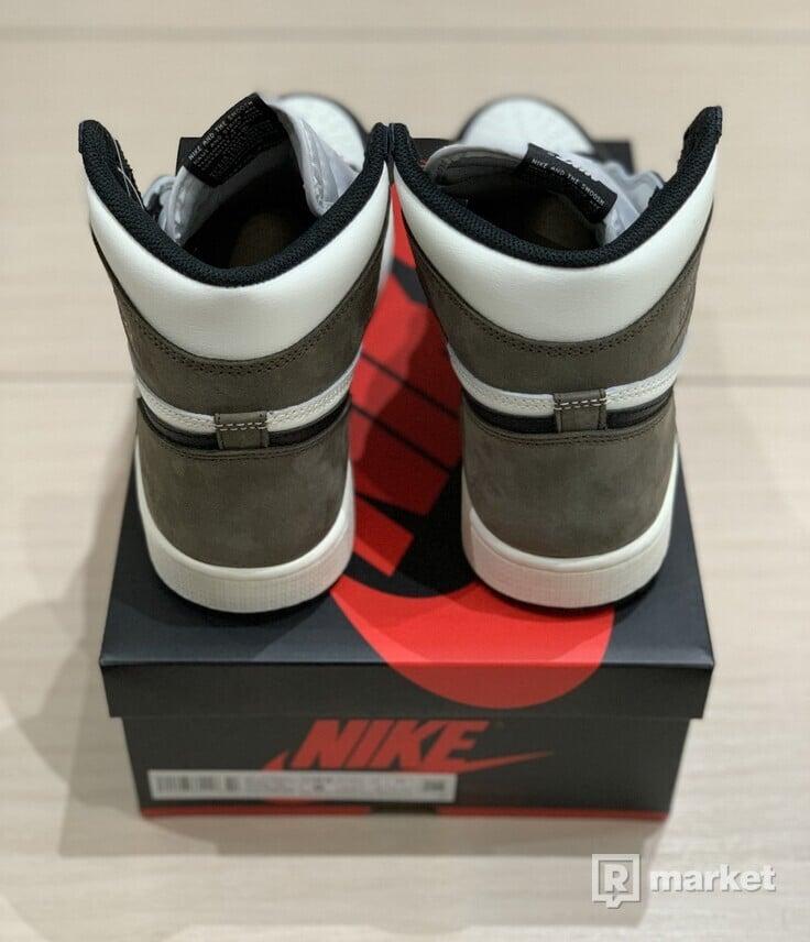Nike Jordan 1 Retro High Dark Mocha