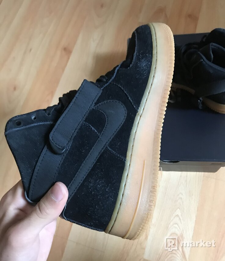Nike air force 1 high (suede)