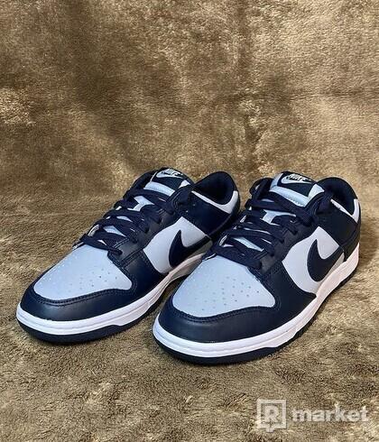 "Nike Dunk Low ""Georgetown"""