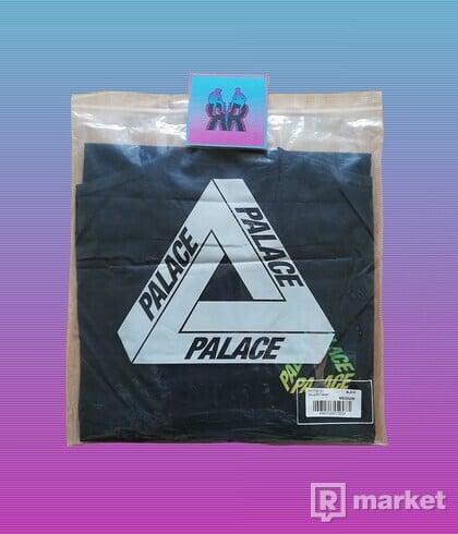 PALACE ROLLS P3 T-SHIRT BLACK DS