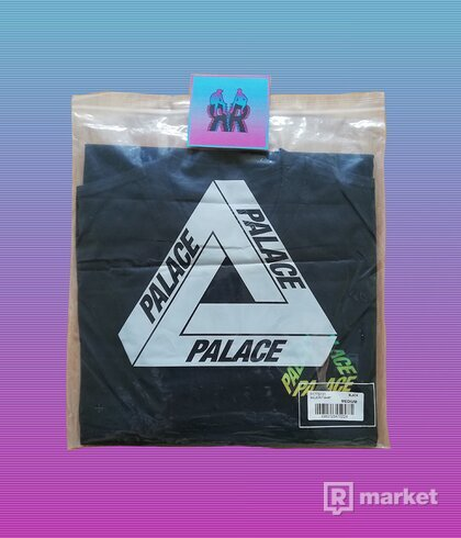 PALACE ROLLS P3 T-SHIRT BLACK DS