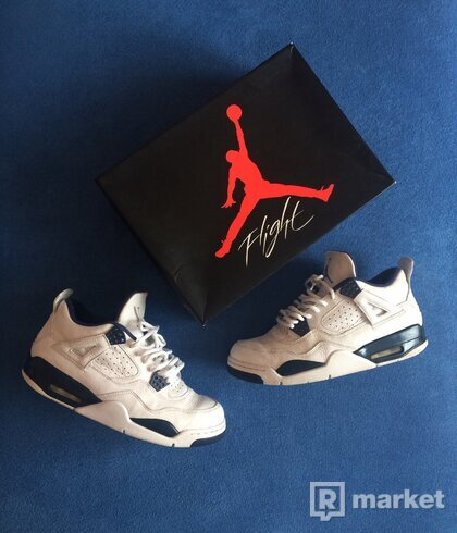 WTS/WTT Air Jordan 4 Columbia