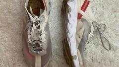 Nike React Element 87 Sail light Bone