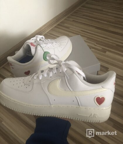 Nike Air Force 1 Low Valentines Day 2021