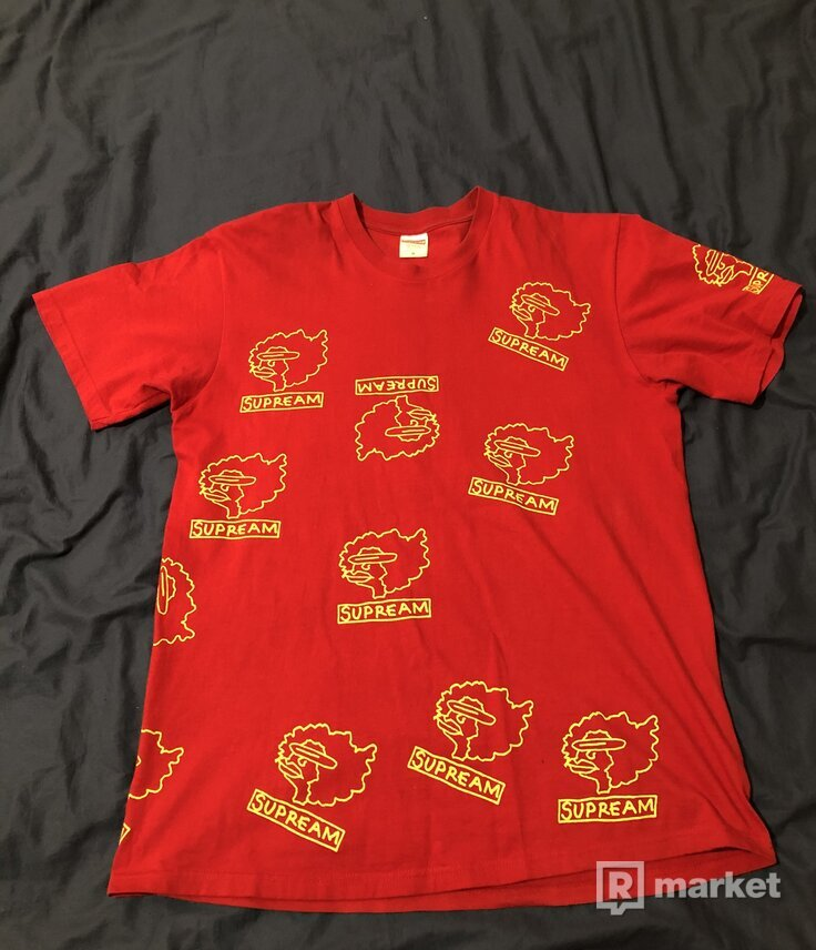 Supreme Gonz Head tee