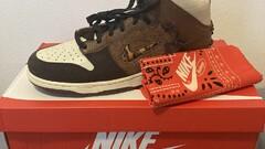Nike dunk hi Bodega
