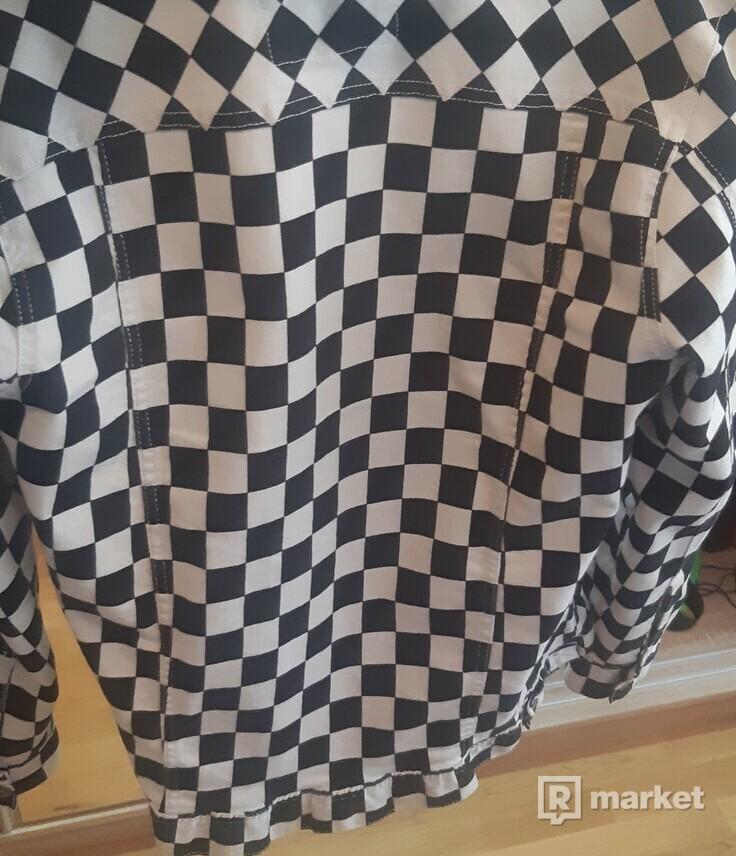 Bunda Uban Classics Check Twill Jacket Chess