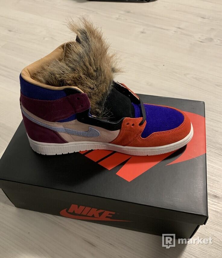 Dámské boty Nike Jordan 1 Retro High Aleali May Court Lux EUR 40